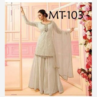 Embroidery Ethnic Wear