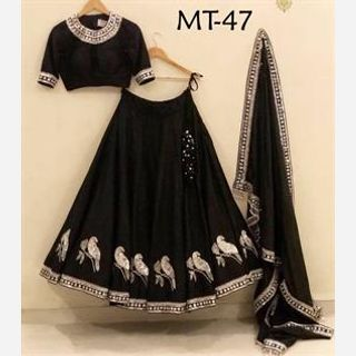 Black Ethnic Wear