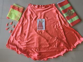 Ladies Pink Ethnic Wear