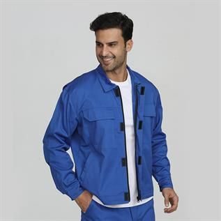 Men's Blue Jackets