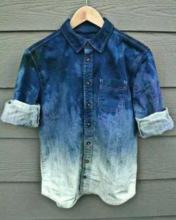 Men's Denim Shirts