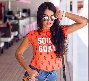 Women's Printed T shirts