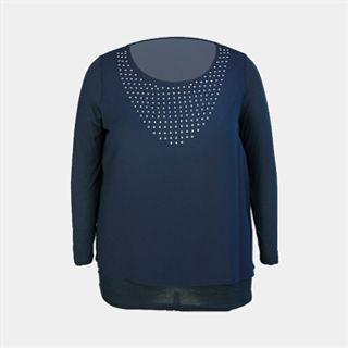 Ladies 3/4 Sleeve Blouse