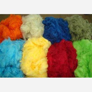 Greige & Dyed, Staple, Spun yarn