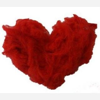 Dyed, Staple, For Carpet Spinning, Nonwoven