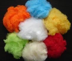 Semi Dull - Raw White / Optical White / Dope Dyed, Staple, Fabric
