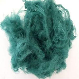 Dyed, Staple, Non Woven Yarn