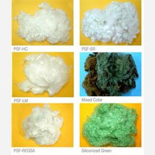 Dyed, Staple, Yarn