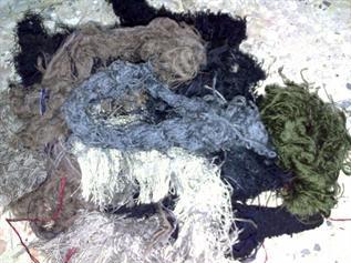 Greige, N/A, N/A, For Spinning yarn