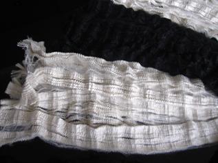 Greige, Filament, 1.4D, Making melange yarn