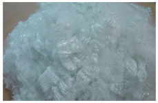 Greige/Dyed, Staple, 3.8 – 4.2 Denier, For geotextile
