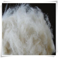 Raw white, 38 mm, 44 mm, 1.2-5 Denier, Spinning, Weaving