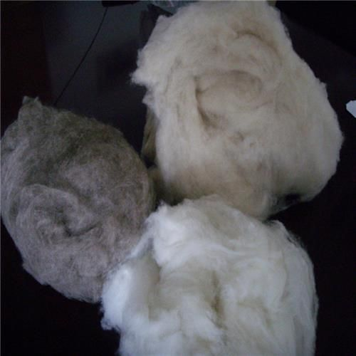 Cashmere Fibre-Natural