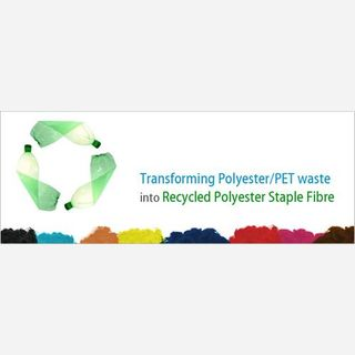 Polyester Staple Fibre (PSF)-Manmade