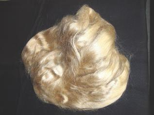 Natural Silk Fibre