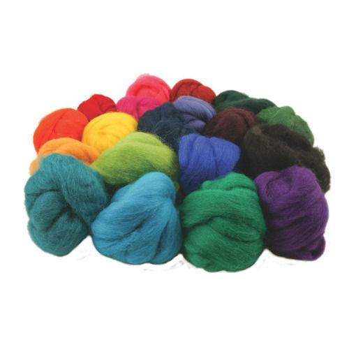 Raw Wool Fibre