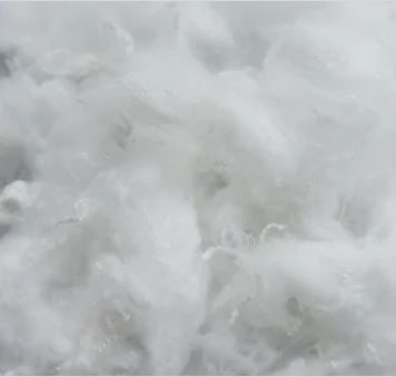 Siliconized Polyester Staple Fibre