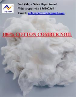 Cotton Comber Noil