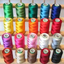 Stitching, 20 - 60 /2, Polyester, Cotton, 60% Polyester / 40% Cotton