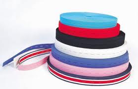 For garment, Width : 2-10 cm, 100% Nylon & Polyester