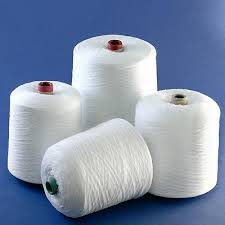 For garment industry, 12-30 in single, Double & Three ply, Riverse Twist & Normal Twist, 100% Polyester Spun