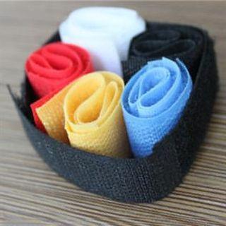 For garment, shoes, Acc., 16-125 mm, 50% Nylon / 50% Polyester, 100% Nylon