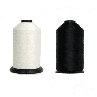 For Garments, 40/1 and 40/2 , 100% Spun Polyester