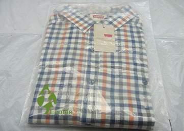 Polybag Garment Packing Custom Biodegradable