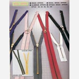 Garments, Luggage, Bag, 3-10 mm, Metal / Plastic / Nylon
