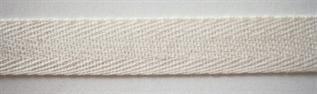 T-shirt collars, 3 mm width, Cotton