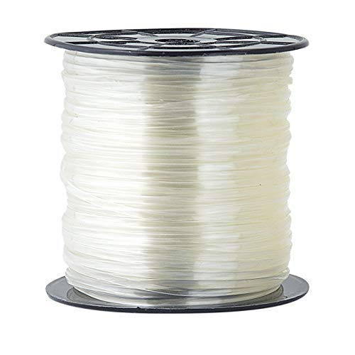 Transparent Polyester Thread