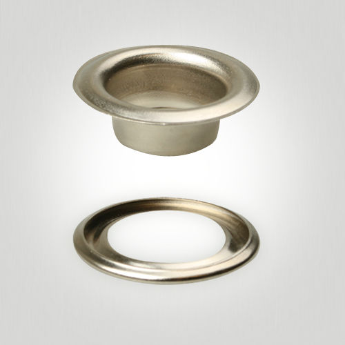Brass Eyelet & Washer