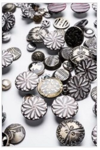 Zinc Alloy Buttons