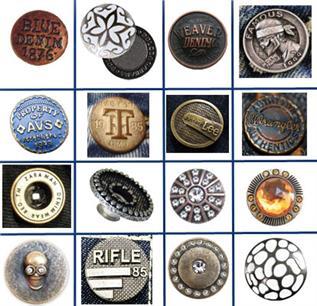 Stylish Buttons