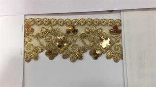 Fancy Zari Laces