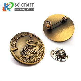 Pins Badge