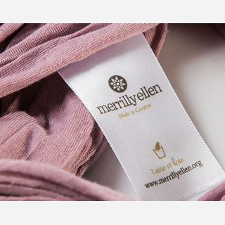 Washable Printed Label