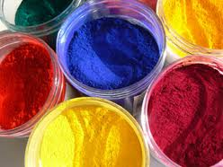 Dyeing, More Chemically Complex; Water-Insoluble