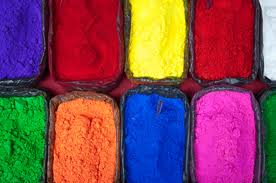 Textile, Some are Neutral to Bluish White & others are Bluish Violet White