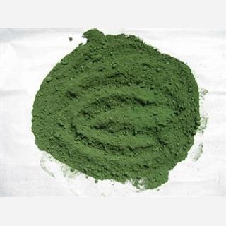 Used in Coating, Plastics, Printing Inks, Dyeing, Insoluble in Water / Light to Dark Green, Fine Crystals & Natural Yellow Pigment