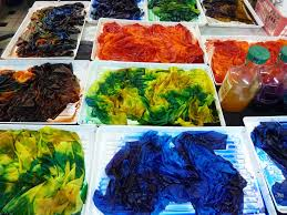 cotton hosiery fabric dyeing purpose, Yellow, Red, Black in all shades