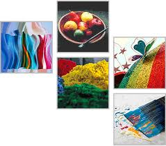 Garment and Fabric Dying, Colour-Blue, Red, Black and others