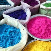 For textiles ind., Powder form