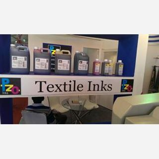 Apparel fabrics, Garment Industry, All natural fibres,Digital Textile Printing, Inks for Epson Head Printer, High Colour & Yield Brilliancy, Wide Colour Gamut, Clog Resistant, Longer Printing Life of Heads, Lower down time & Minimised Ink Waste, Satisfactory levels of wash fastness & perspiration torelance