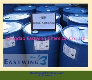 Industrial Grade glacial acetic acid  99% / GAA