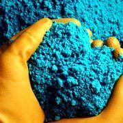 Acid Dyes On Wool,Silk & Nylone yarn or Fabric powder, Blue