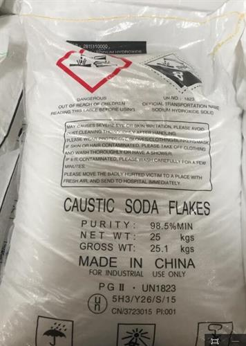 Caustic Soda-Processing Chemicals