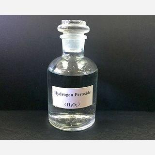 Liquid form Hydrogen peroxide