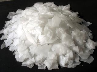 Caustic soda in China