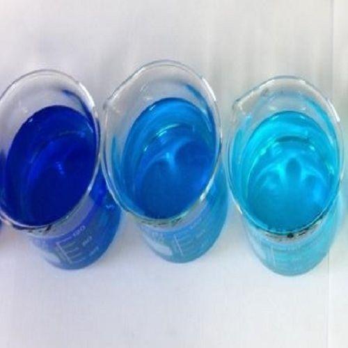 Indigo Blue Dyes